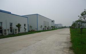 nonwoven factory